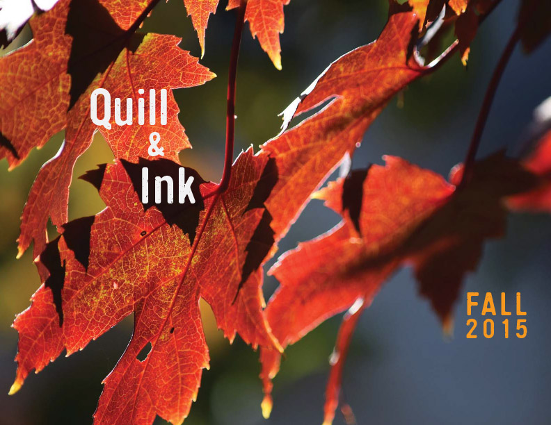 Quill & Ink, Fall 2015
