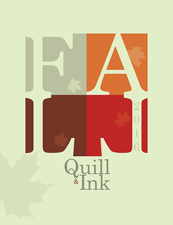 Quill & Ink Fall 2016